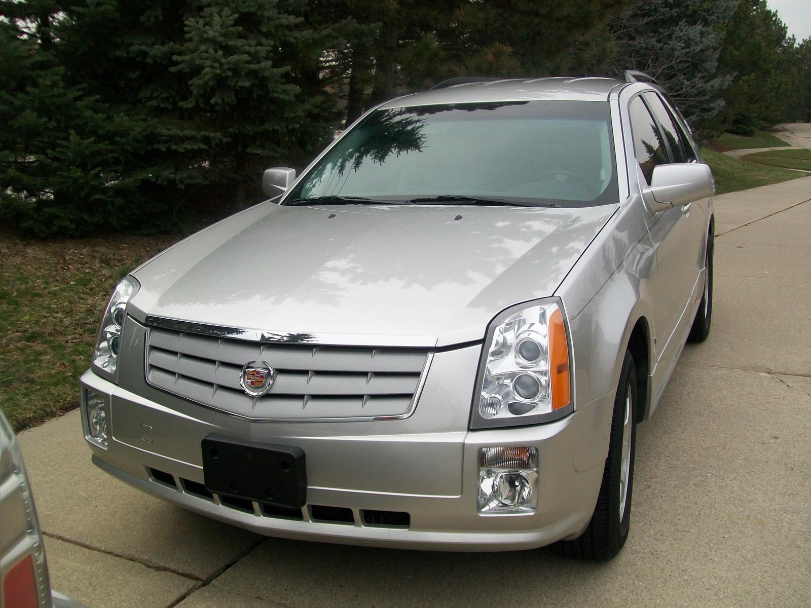 2008 Cadillac SRX - Pictures - CarGurus