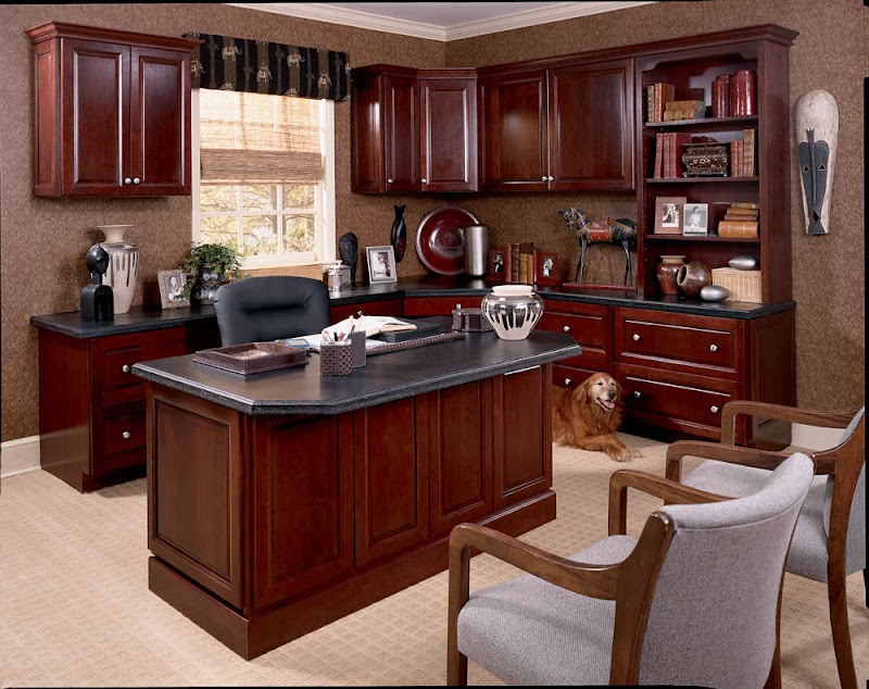 Trends For Kitchen Cabinet Office Desk pictures