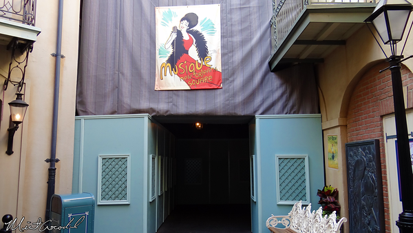 Disneyland Resort, Disneyland, New Orleans Square, Club 33, Refurbishment, Refurb