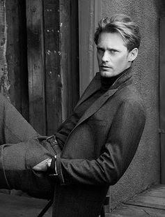 Alexander Skarsgard. Photo: Annie Leibovitz.