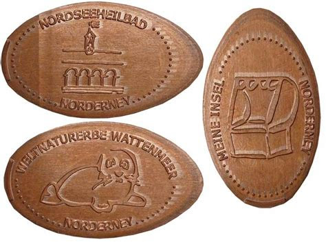 elongated coin souvenirmuenzen smilecoin