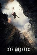 加州大地震(San Andreas)poster