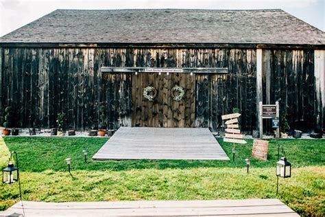 george weir barn wedding nicole mark traverse