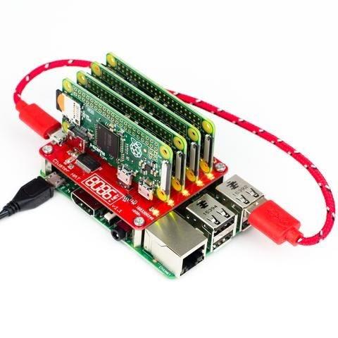 raspberry pi 4 mining