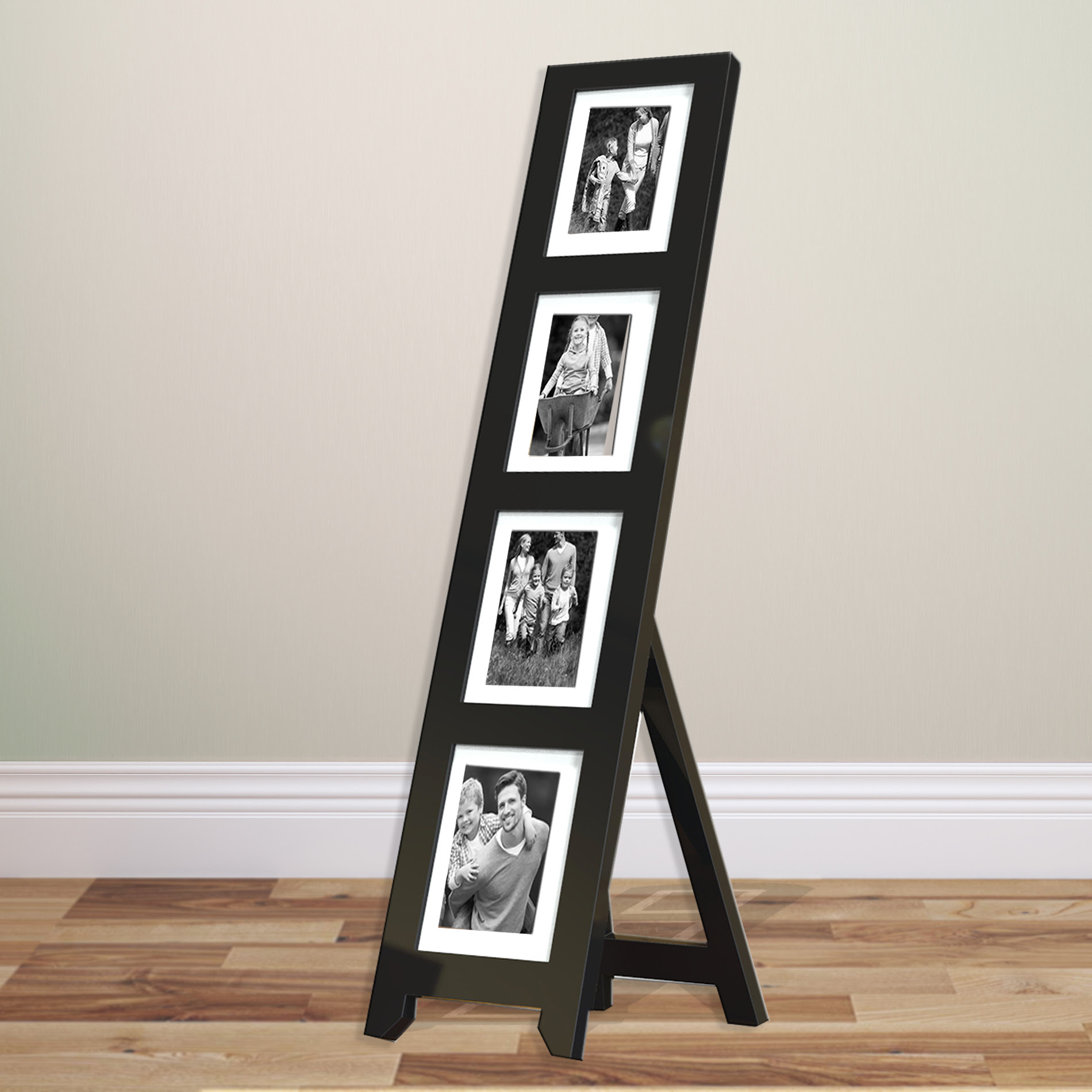 Ladder Collage Picture Frame Easel Back Photo Collage Frame Shop