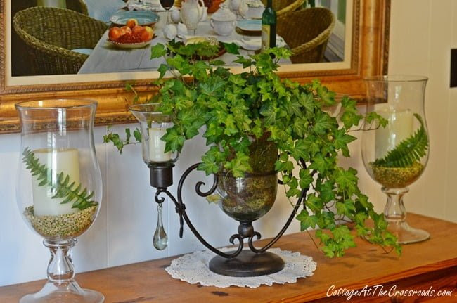 From My Front Porch To Yours-How I Found My Style Sundays-ivy | Cottage at the Crossroads