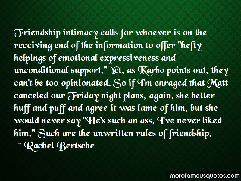 Quotes About Unconditional Friendship Top 11 Unconditional
