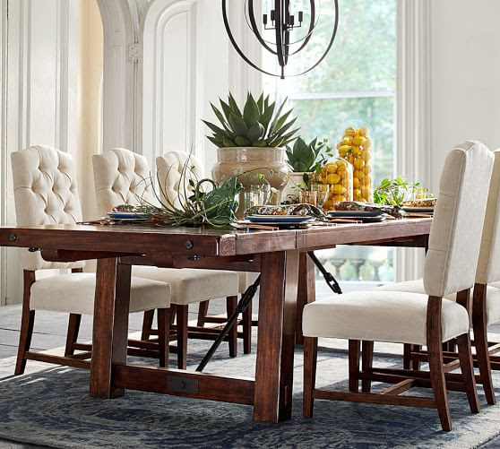 Pottery Barn Dining Event: Save 20% On Dining Tables ...