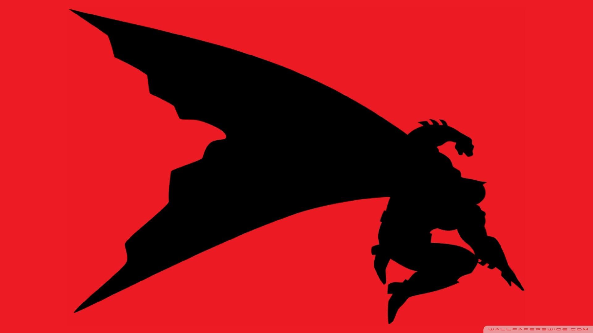 Batman Dark Knight Returns Ultra Hd Desktop Background Wallpaper