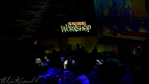 Disneyland Resort, Disneyland60, 60, Anniversary, 24, Hour, Party, Celebration, Kick, Off, Disney California Adventure, Animation, Building, People, Asleep