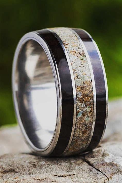 mens wedding bands   stylish    perfect proposal