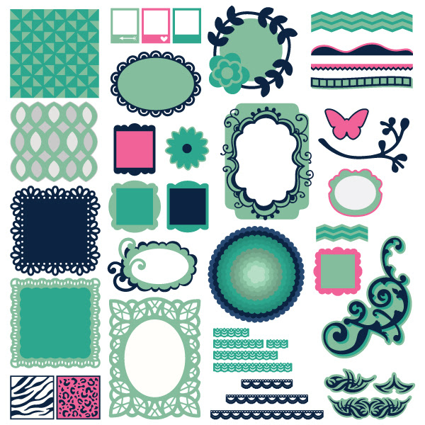 36 Completely FREE Design Elements