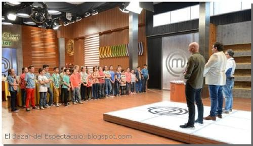 Masterchef junior argentina 2 temporada estreno for Bazar del cocinero