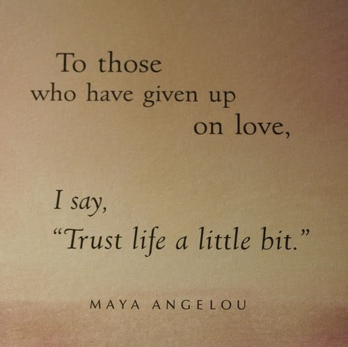Maya Angelou Friendship Quotes. QuotesGram