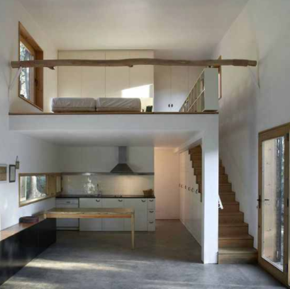 25 Desain Interior Rumah Minimalis 2 Lantai Terbaru 13 Desain Rumah Minimalis