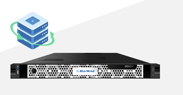 StarWind Backup Appliance (BA) with NVMe Storage performance