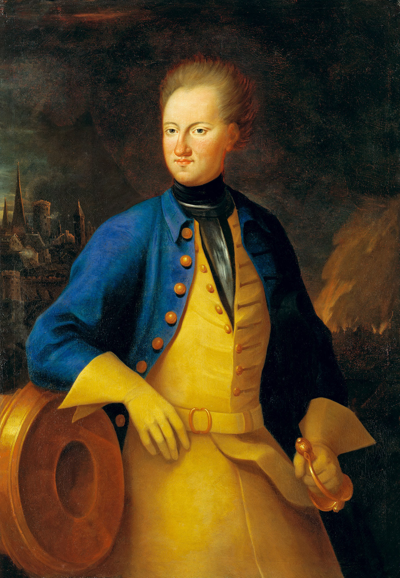 File:Axel Sparre - Karl den XII, 1682-1718, kung av Sverige.jpg