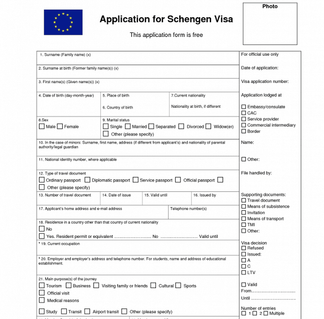 NEW APPLICATION FORM FOR FRENCH CITIZENSHIP