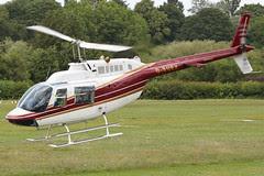 G-SUEX - 1978 Agusta built Bell 206B Jet Ranger II