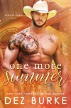 One More Summer (A Small Town Second Chance Romance) - Dez Burke