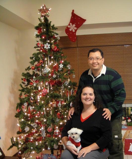 The Wu's Christmas 2010