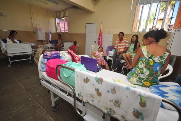 Neste sábado, pacientes de alto risco que chegarem à MEJC serão encaminhadas para a maternidade do Hospital Santa Catarina