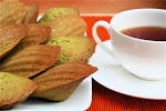 Green Tea Madeleines