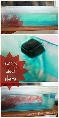 How Does it Rain? ~ Learn Play Imagine