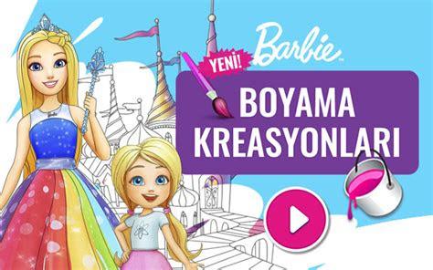 en guezel  kisilik barbie oyunlari