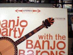 It's a Banjo Party!