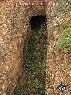 Μυκηναϊκοί τάφοι Περατής