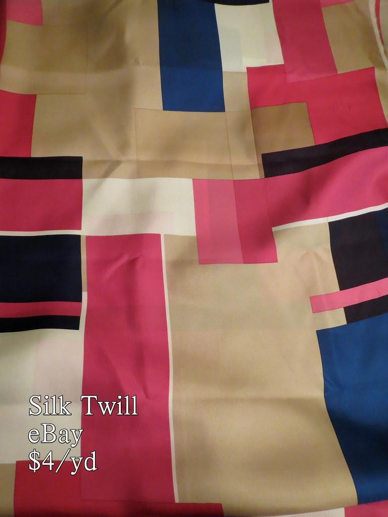 eBay Silk Twill 11-2013-1