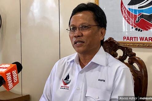 Label Warisan pro Filipina: Umno hilang pedoman - Shafie