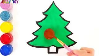 All Clip Of Menggambar Pohon Natal Bhclip Com