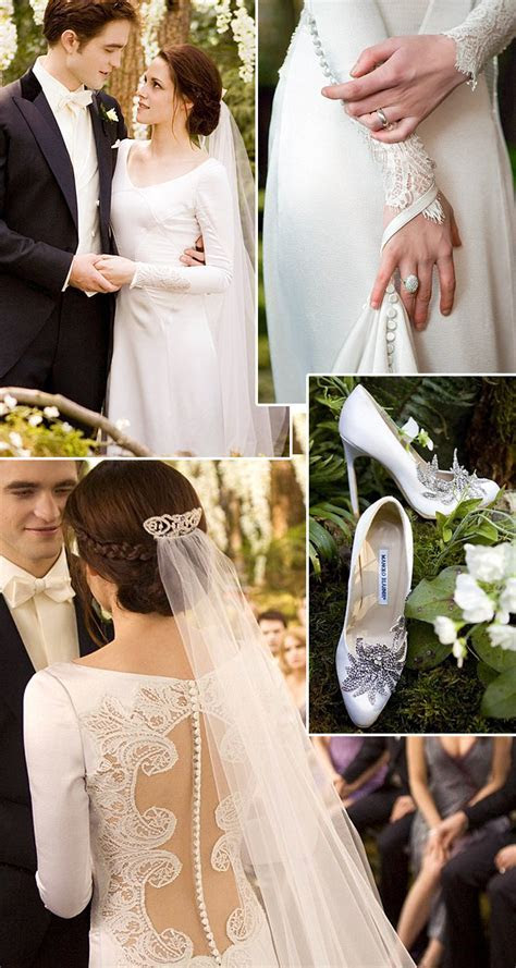 Beautiful Bella Twilight Wedding Dresses   Fashion