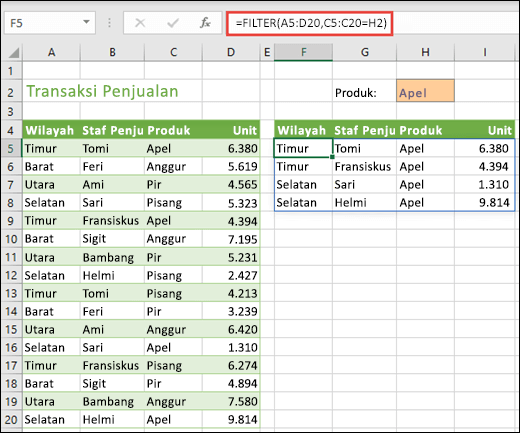 Fungsi Microsoft Excel Dalam Dunia Pendidikan Adalah ...