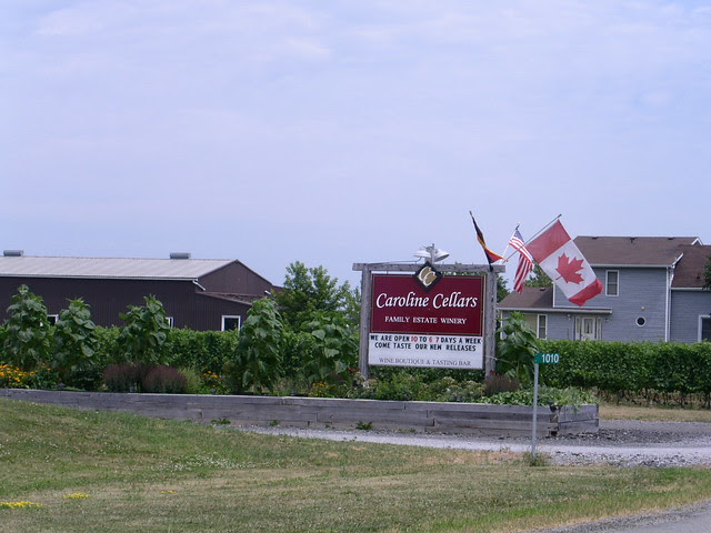 Caroline Cellars - 22 July 2011 - NiagaraWatch.com