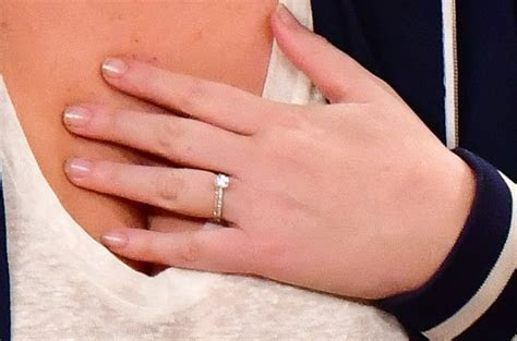 Amy Schumer's Engagement Ring   POPSUGAR Fashion Australia