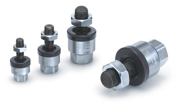SMC presenta una nueva junta flotante para cilindros neumáticos