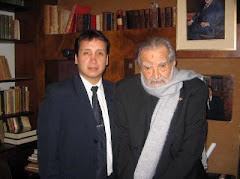 Con Armando Villanueva