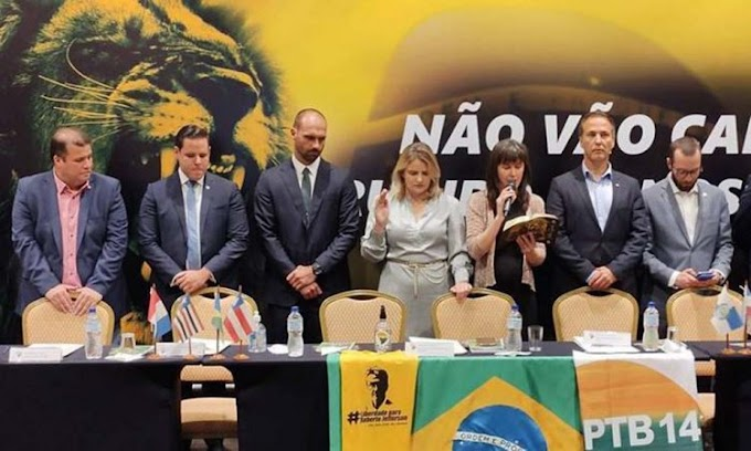 Bancada do PTB pede afastamento da direção nacional do partido por fraude