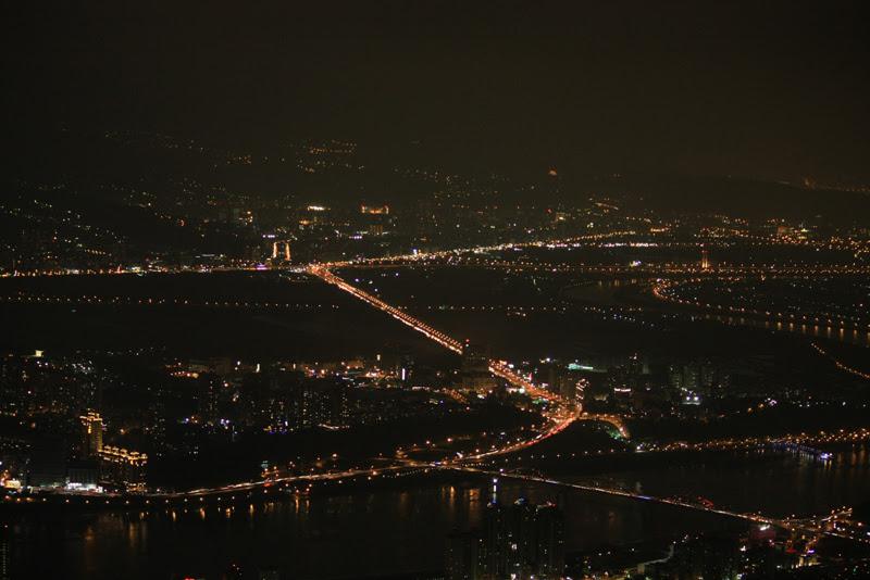 2010.01.16 觀音山夜景