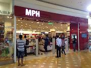 Kedai buku MPH bakal ditutup