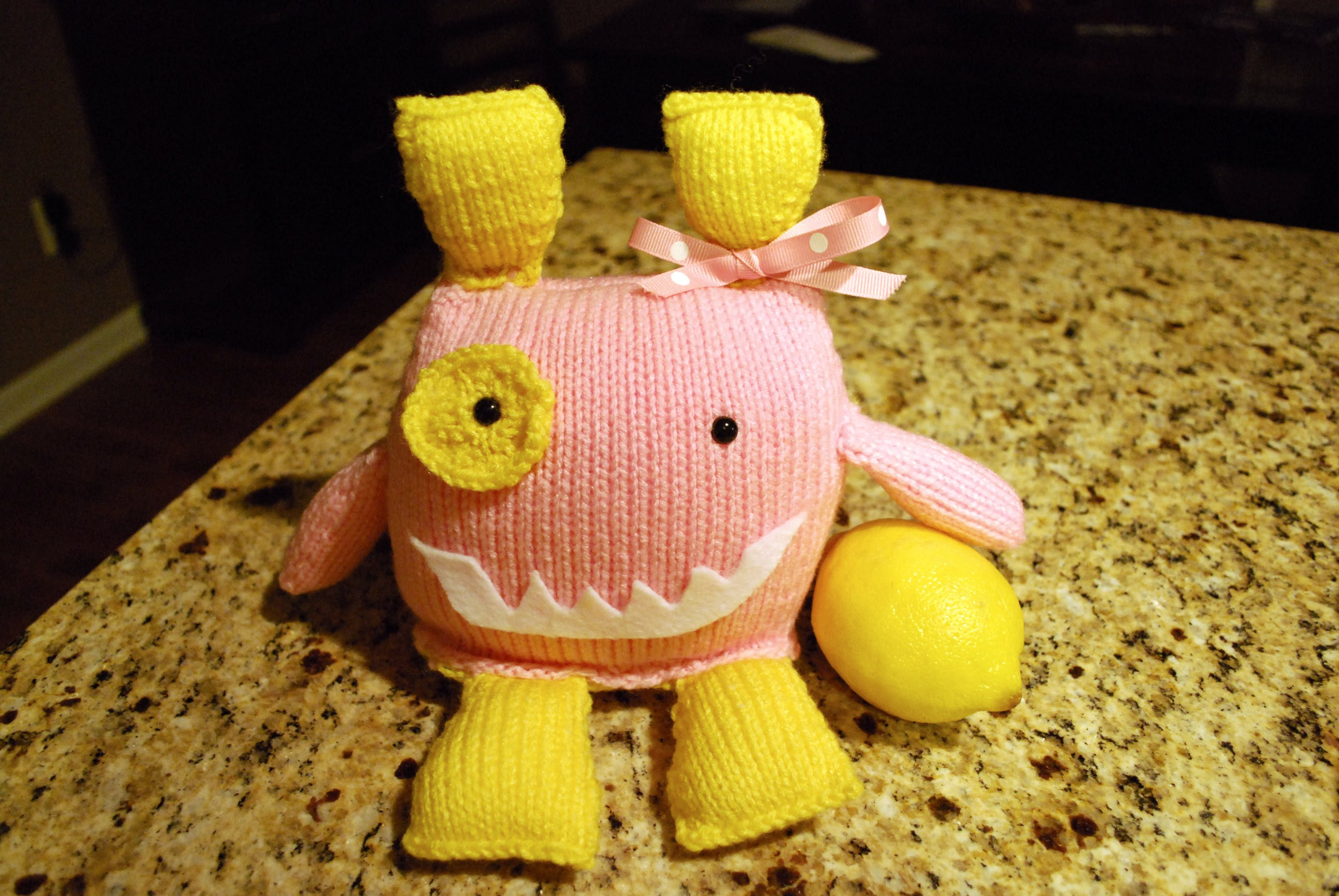 Pink Lemonade Penelope