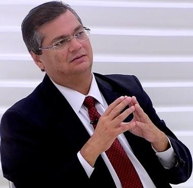 Governador eleito Flávio Dino