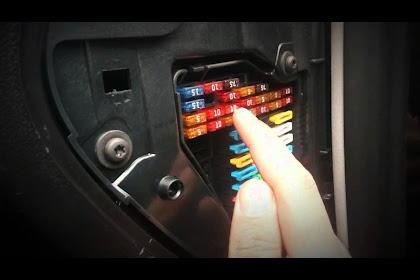 Audi A4 B5 Interior Lights Not Working