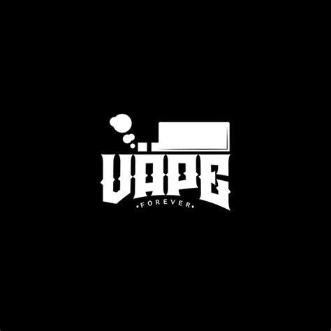 vape logo design  student show