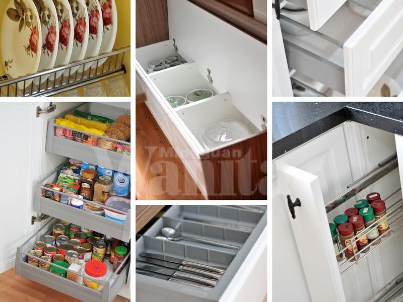 Mak Mak Yang Rancang Nak Ubahsuai  Dapur Boleh Cedok