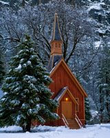 The Chapel, Yosemite, CA