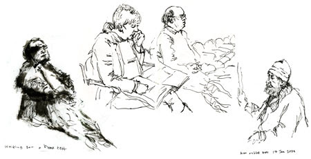 peoplesketches